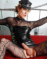 Delila in chains  dirty delila toying herself in chains. Dirty Delila toying herself in chains